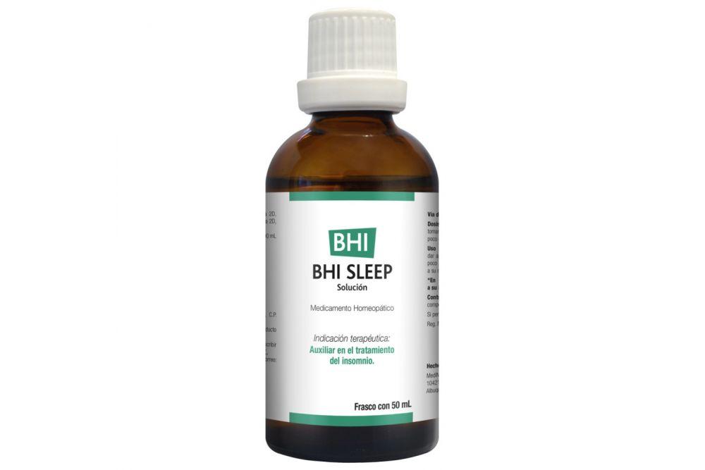 BHI Sleep Frasco Con 50 mL
