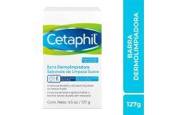Cetaphil Barra Dermolimpiadora Caja Con 1 Jabón 127 g