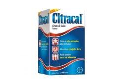Citracal Caja Con 60 Tabletas