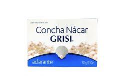 Concha De Nácar Caja Con Barra Con 150 g Jabón Natural