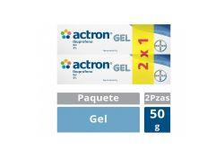 Actron Gel 50g 2 x 1
