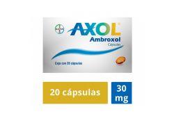 Axol 30 mg Caja Con 20 Cápsulas
