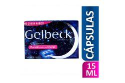 Gelbeck 25 mg Caja Con 10 Cápsulas