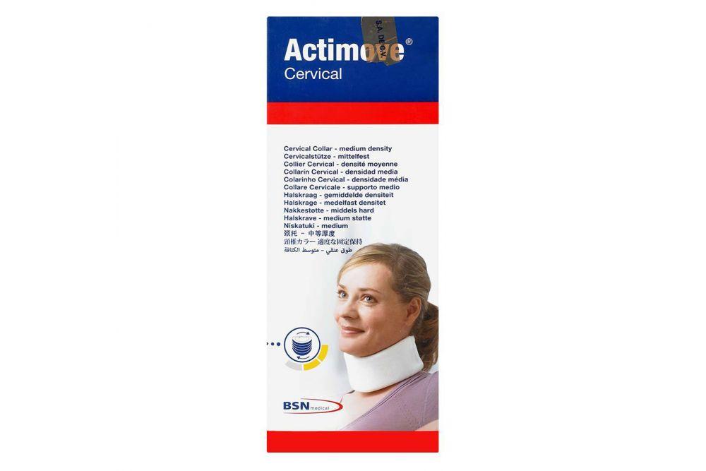 Actimove Collarín Cervical Mediano Caja Con 1 Pieza