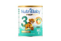 Nutribaby 3 Premium Lata Con 900 g