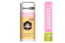 SISTEMA GB MUJER SHAMPOO UNO C/230 ML