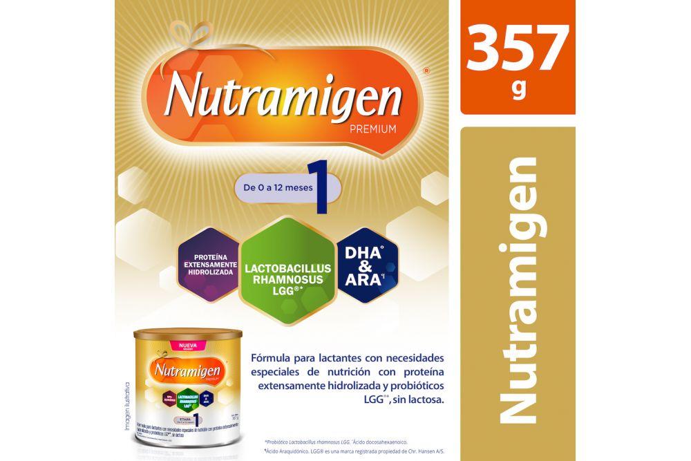 Nutramigen Premium Con Lgg Tarro Con 357 g