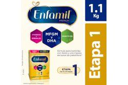 Enfamil Premium 1 Fórmula En Polvo Caja 1,1 Kg Con 2 Bolsas Con 550 g c/u