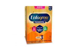 Enfagrow Premium Etapa 3 Polvo 1100 g Caja Con 2 Bolsas Con 550 g