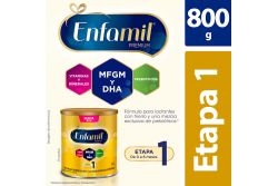 Enfamil 1 Premium  0 A 6 Meses Polvo 800 g.
