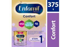 Enfamil Confort Premium 0 a 12 Meses Lata con 375 g.
