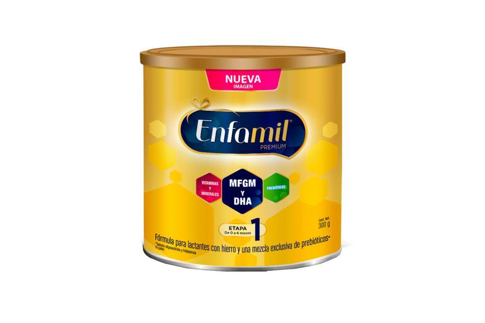 Enfamil Premium Promental Etapa 1 De 0 A 6 Meses Lata Con 300 g