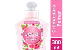 Crema Sedal Anti Nudos 300 ml.