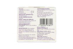 Emla 25 mg /25 mg Caja Con 2 Parches Con 1g.