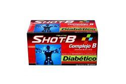 Shot B 100 mg / 5.0 mg / .05 mg caja Con Frasco Con  30 Tabletas