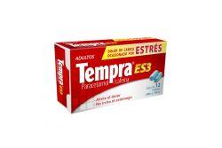 Tempra Es3 500 mg/65 mg Caja Con 12 Tabletas