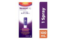 Nasacort AQ 56.10 mg/100 mL Caja Con Frasco Nebulizador