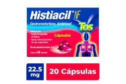 Histiacil NF Caja Con 20 Cápsulas
