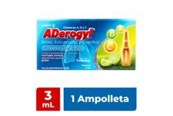 Aderogyl 3 mL Caja Con 1 Ampolleta