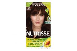 Garnier Nutrisse Tinte En Crema Caja Con 1 Aplicación Color Tamarindo 45