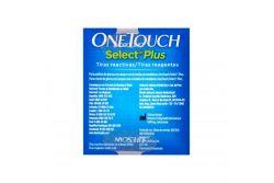 One Touch Select Plus Caja Con 25 Tiras Reactivas