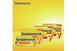 Sedalmerck 500 mg /50 mg /5 mg Caja Con 40 Tabletas