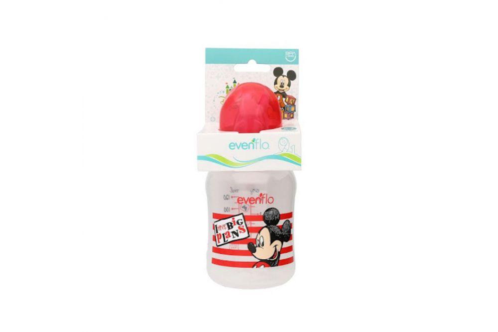 Evenflo Biberón Disney Empaque Con 1 Botella De 4 Oz.