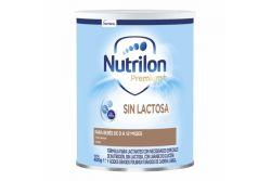 Nutrilon Premium Sin Lactosa Lata con 400 g