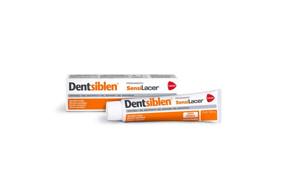 Dentsiblen Caja Con Pasta Dentrífica Con 75 mL