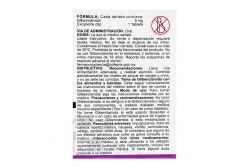 Glibenclamida 5 mg Caja Con 50 Tabletas