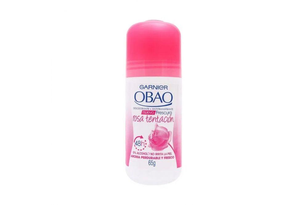 Desodorante Obao Rosa Tent 48H R-On
