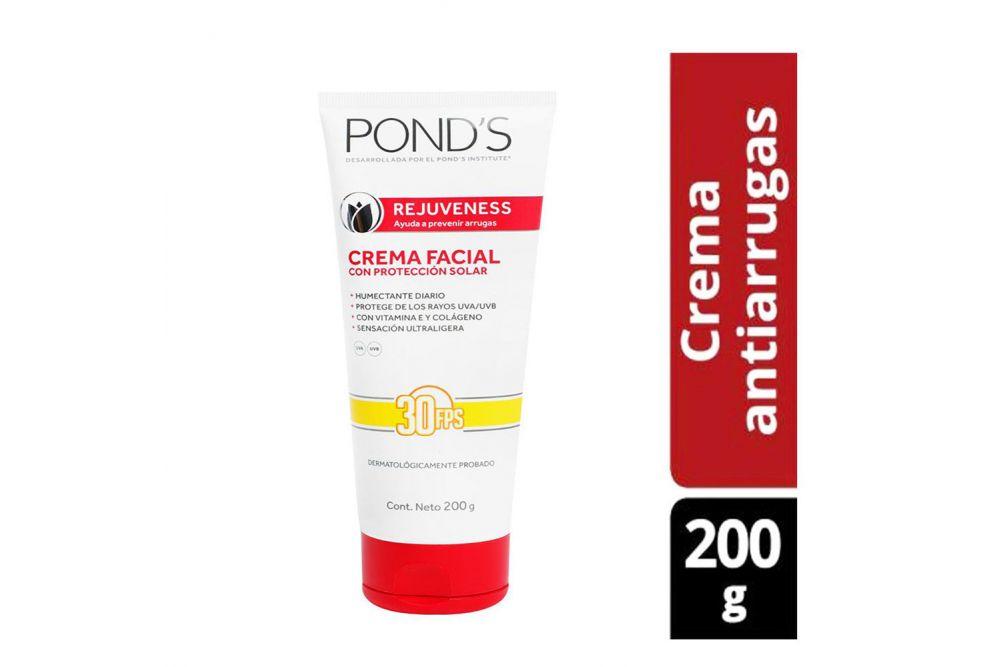 Crema Facial Ponds Rejuveness FPS30 200 g
