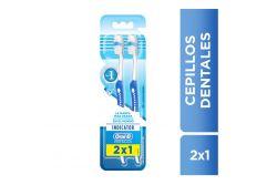 Cepillo Oral B Indicator Plus 2X1 2 Pieza