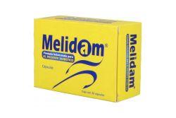 Melidam 500 mg Caja Con 30 Cápsulas