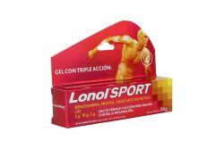 Lonol Sport Gel 30G