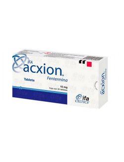 Acxion 15 mg Caja Con 30 Tabletas - RX1
