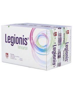 Legionis 40 mg Caja con 28 Tabletas - 2X1