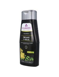 Shampoo Capilar De Organo Y Nogal Botella Con 500 mL + 50 mL Gratis