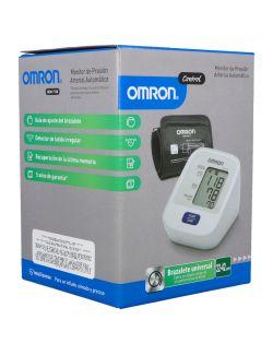 Omron Control Caja Con Un Monitor De Presión