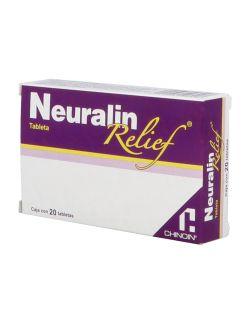 Neuralin Relief Caja Con 20 Tabletas