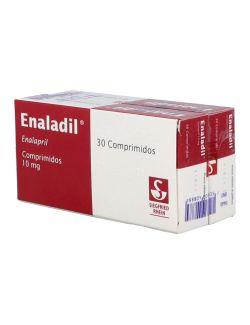 Enaladil 10 mg 2 Cajas Con 30 Comprimidos 2x1