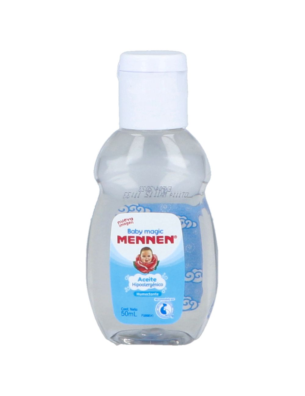 Baby Magic Mennen Aceite 50mL Botella Con 50mL