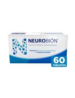Neurobion Complejo B Caja Con 60 Tabletas