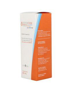 Estericide Antiséptico Bucofaríngeo Solución Pediátrica Caja Con Frasco 60 mL