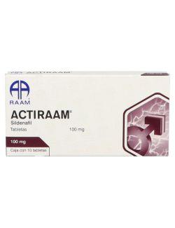 Actiraam 100 mg Caja Con 10 Tabletas