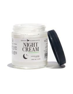 Crema Humectante Con Colágeno y Aloe Vera Night Cream 120 gr