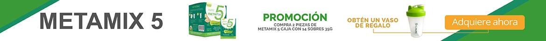Metamix promoción