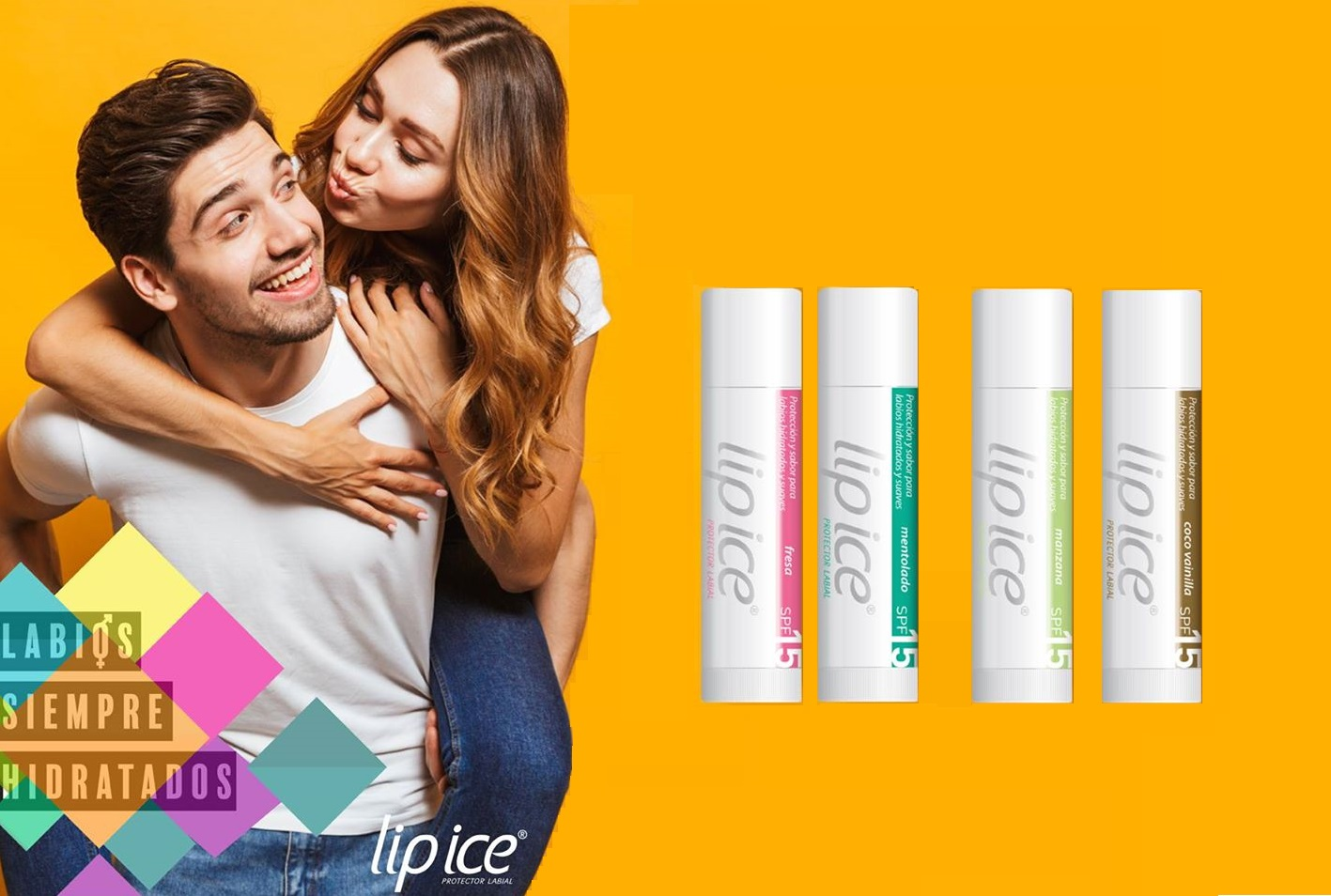 Lip Ice Unisex