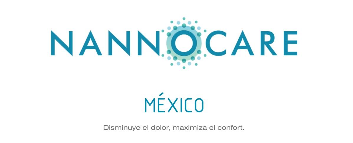 Nannocare México Banner