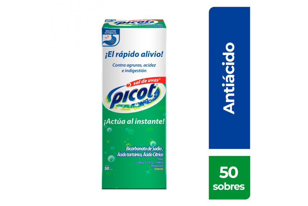 SAL DE UVAS PICOT 50 SOBRES